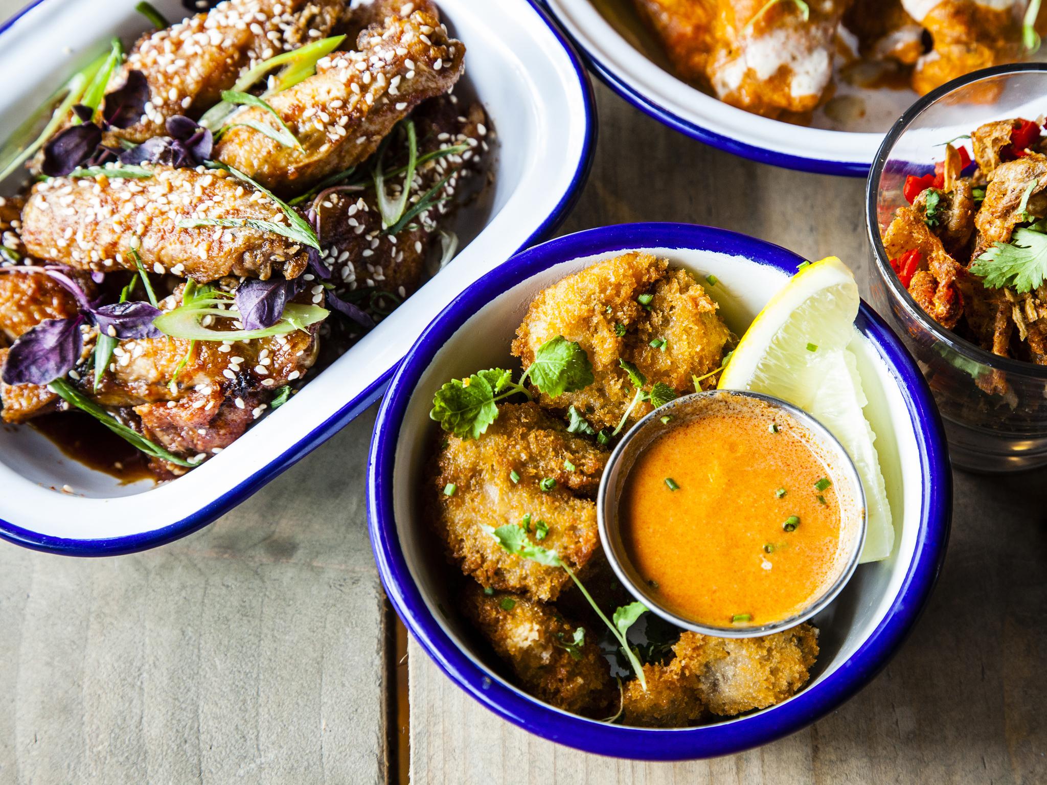best cheap eats in london, randy's wing bar