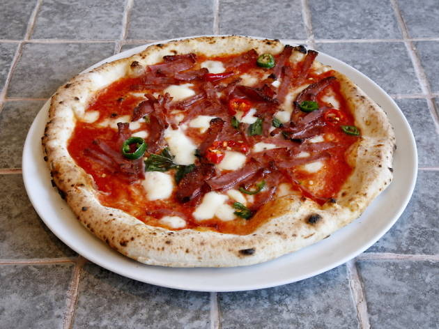 London's best pizzeria is finally coming to Zone 1