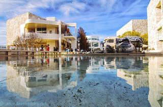 J. Paul Getty Museum in Los Angeles, California