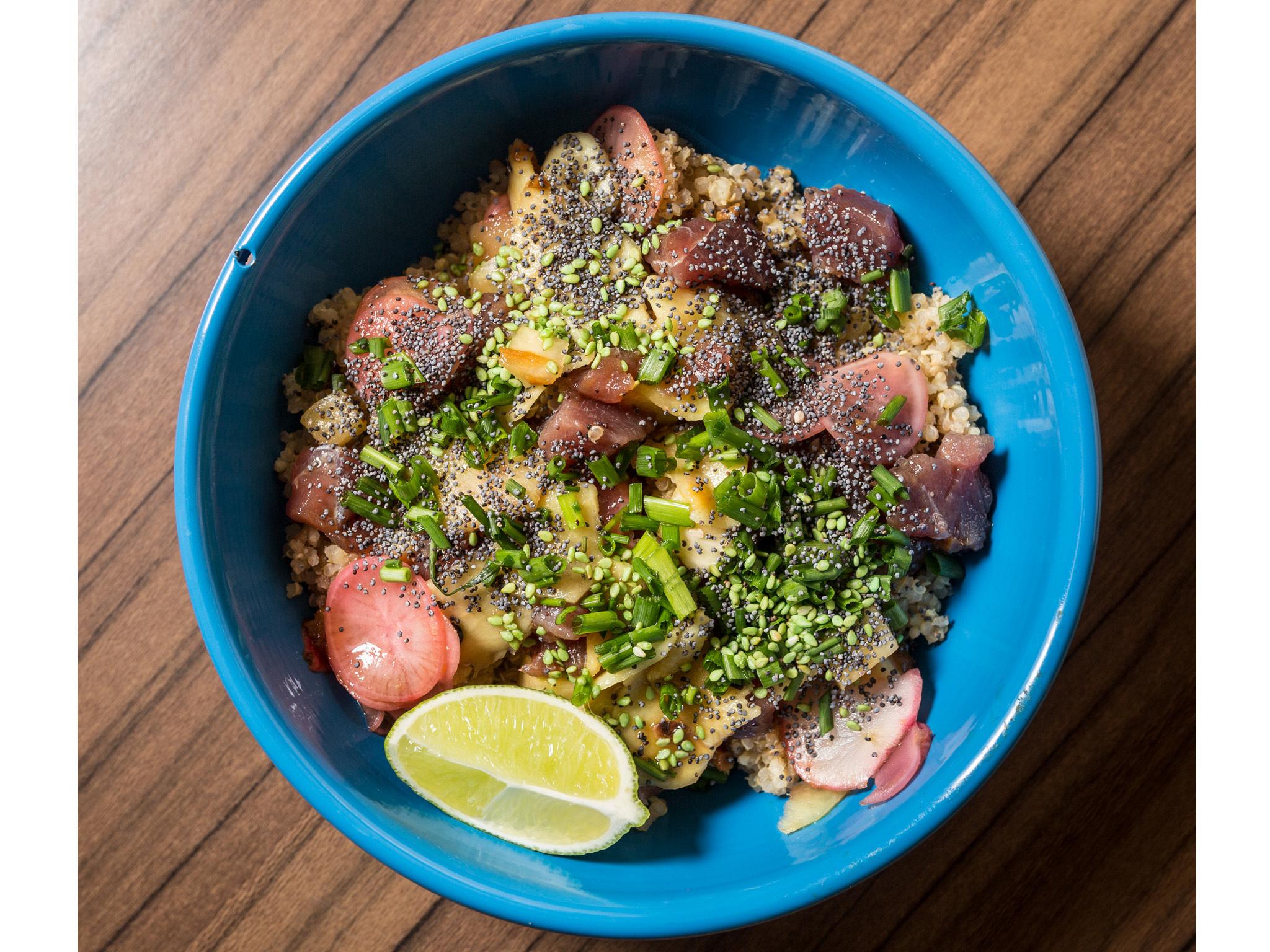 Poke Bowls - Ceviche
