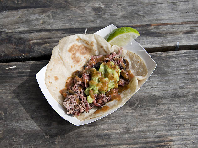 Where to eat the greatest tacos in Austin