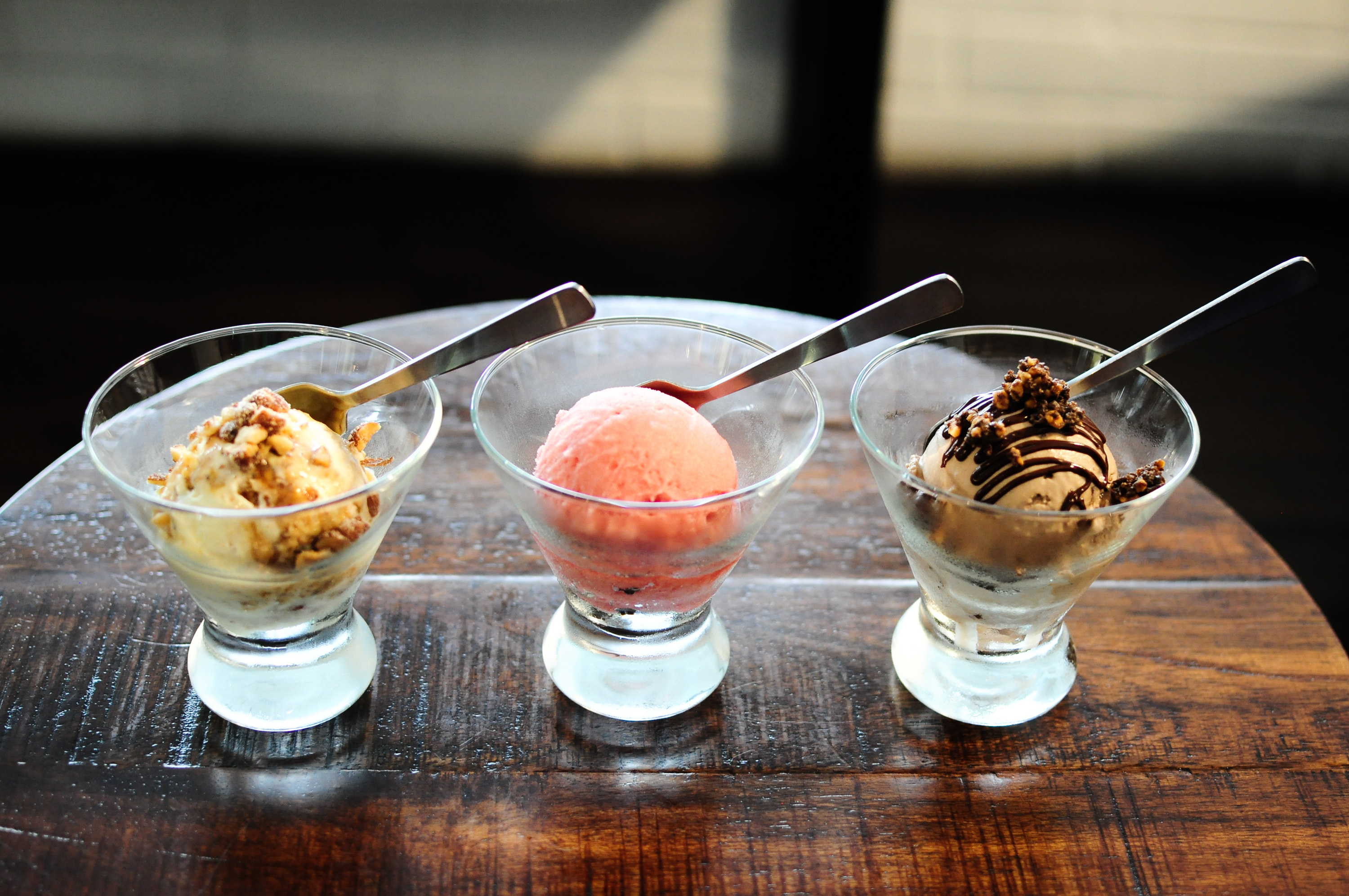 Alcoholic ice creams in KL
