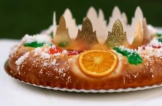 Taller de Roscones de Reyes
