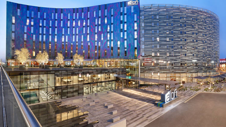 The best hotels in Docklands