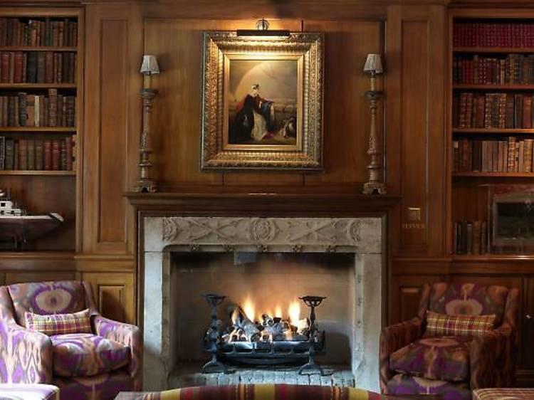 London hotels in famous films