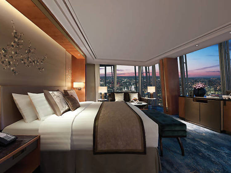 The best London hotels for a staycation
