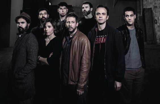 Pau Roca, Jordi Prat i Coll, Alícia Gorina, Israel Solà, Ferran Utzet, Pau Carrió, Ivan Morales i Albert Arribas