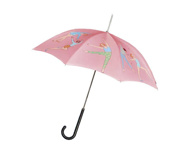 Bailar la lluvia