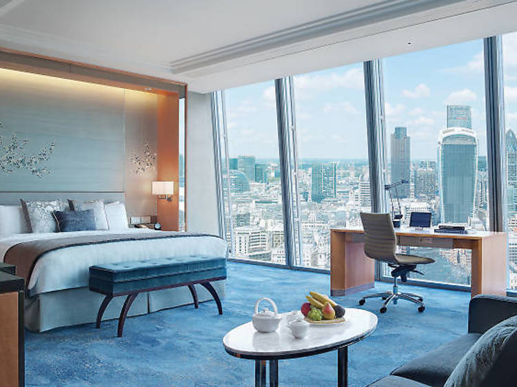 The ten most extravagant hotels in London