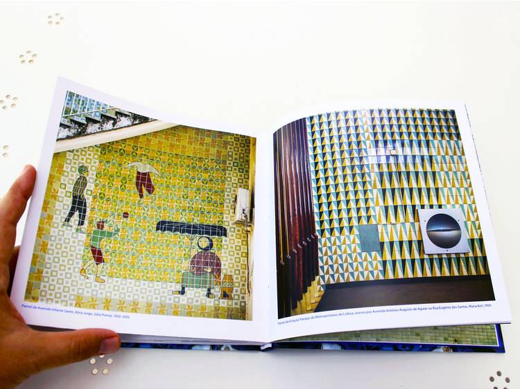 Livro Azulejo em Lisboa
