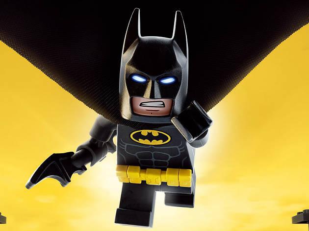 Batman Lego: la película