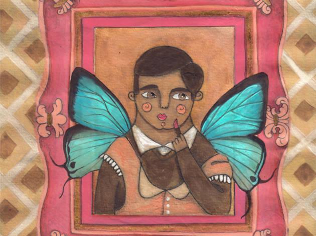 Medusczka, un ilustrador en la Ciudad de México