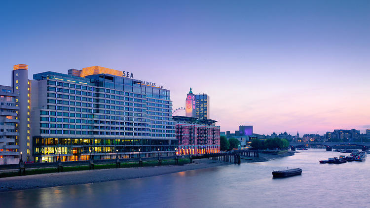 The best hotels on the South Bank