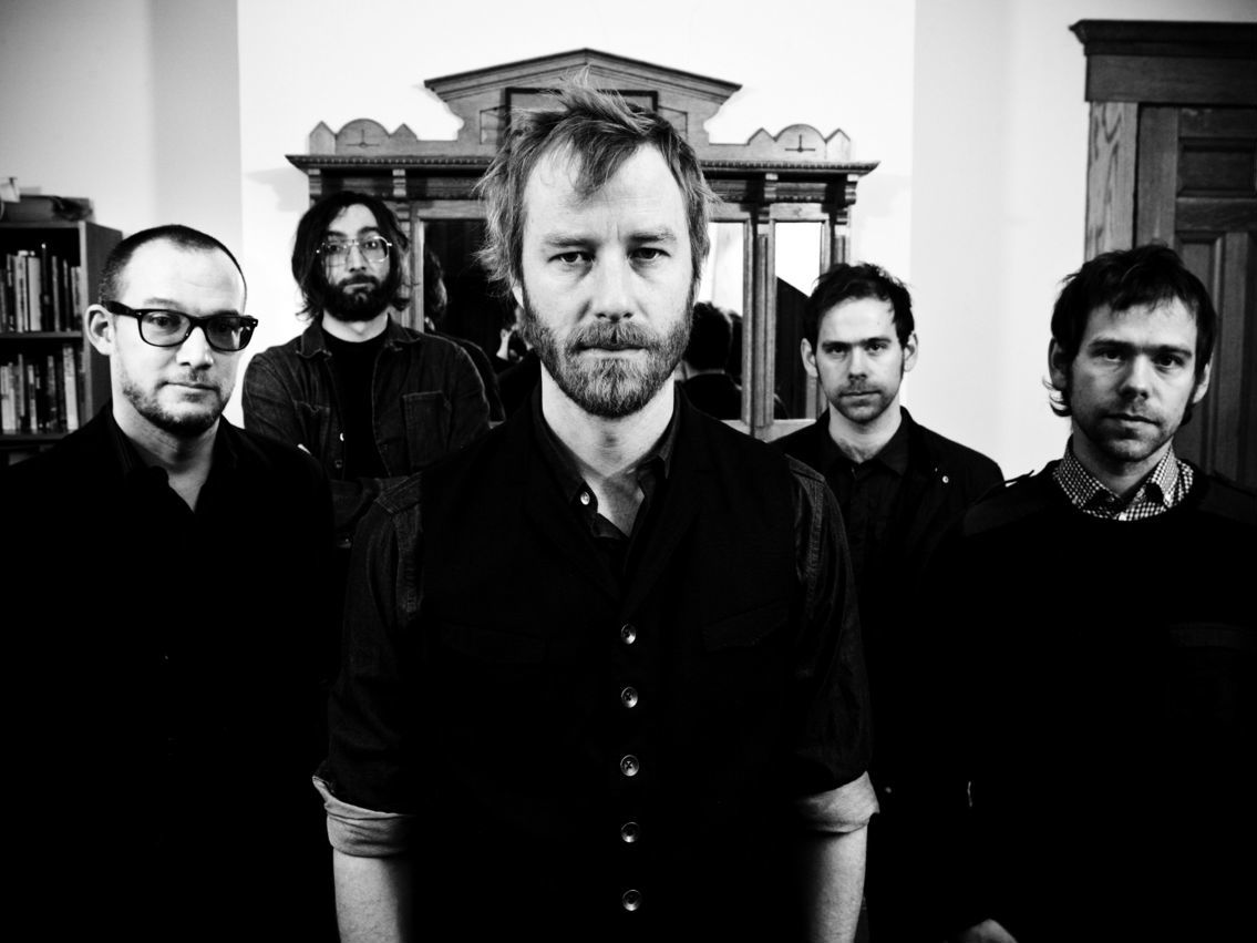 The National en el estudio
