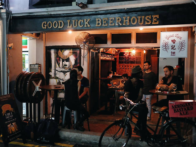 Good Luck Beerhouse