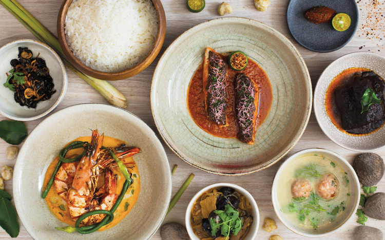 The best restaurants in Singapore