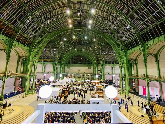 Le festival Taste of Paris et les meilleurs chefs de Paris reviennent au Grand Palais