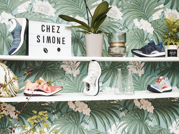 Fitness Chez Simone