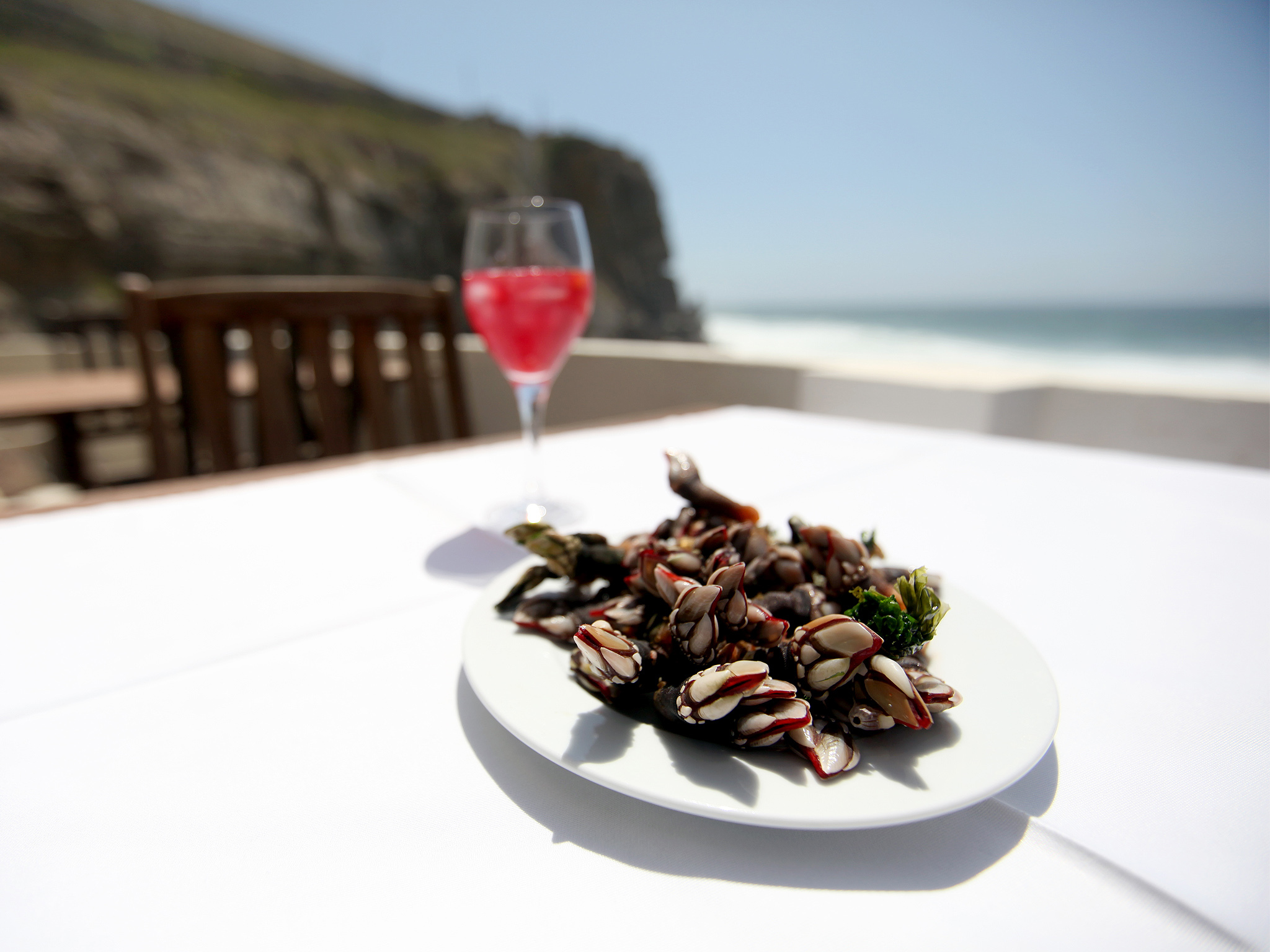 Azenhas do Mar - Percebes