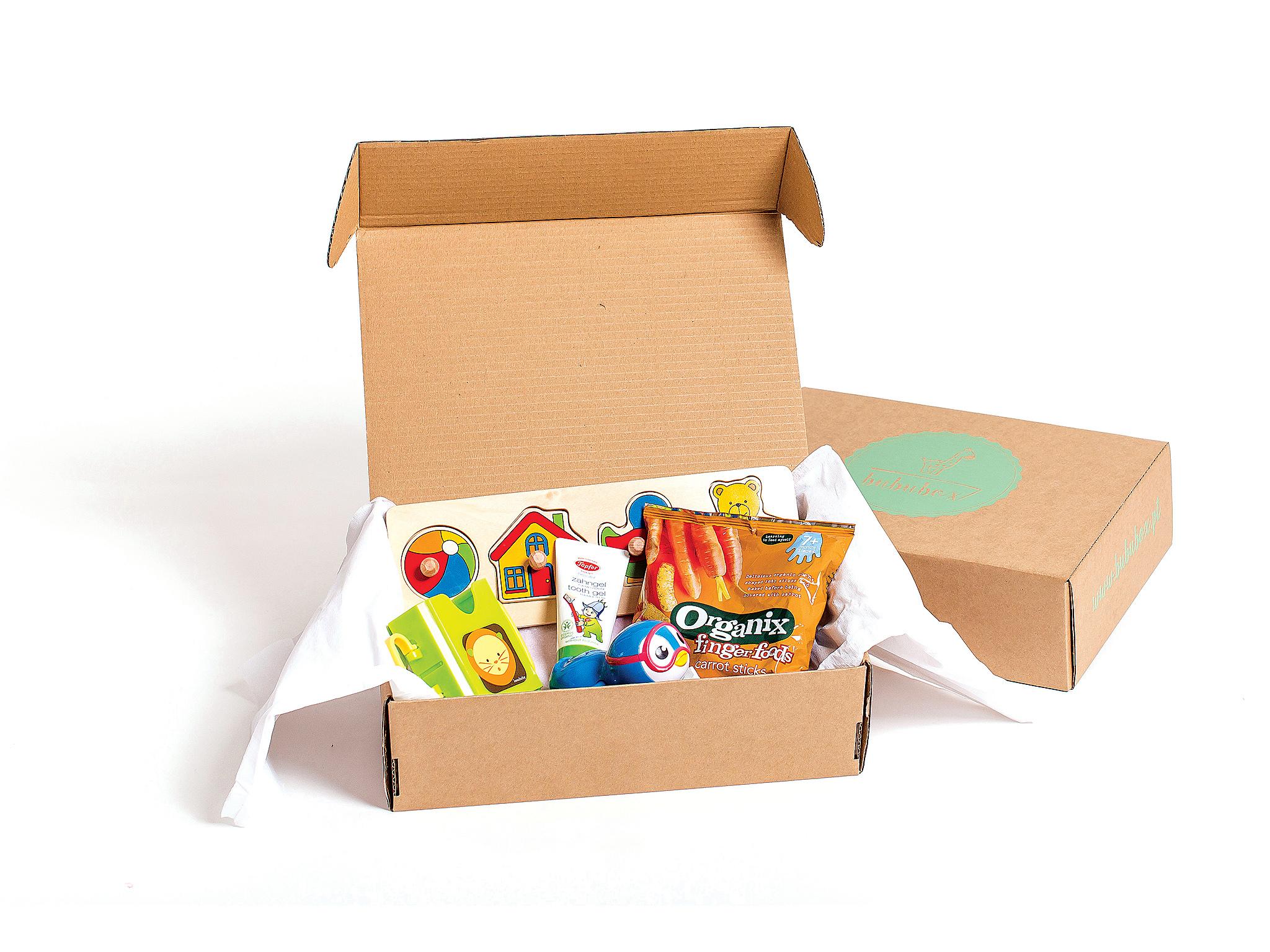 BubuBox - Caixa de Brinquedos