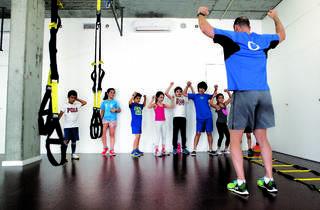 TRX O2 Life Center - Crianças