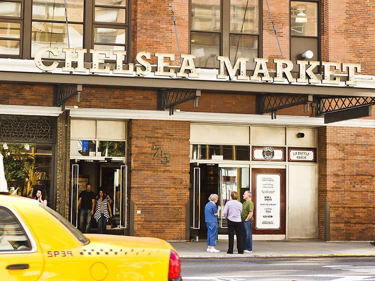 Eat your way through Chelsea Market