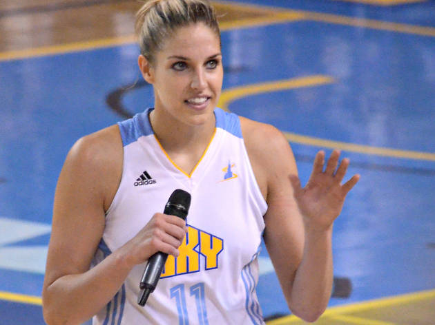 Elena Delle Donne comes out before winning gold at Rio Olympics