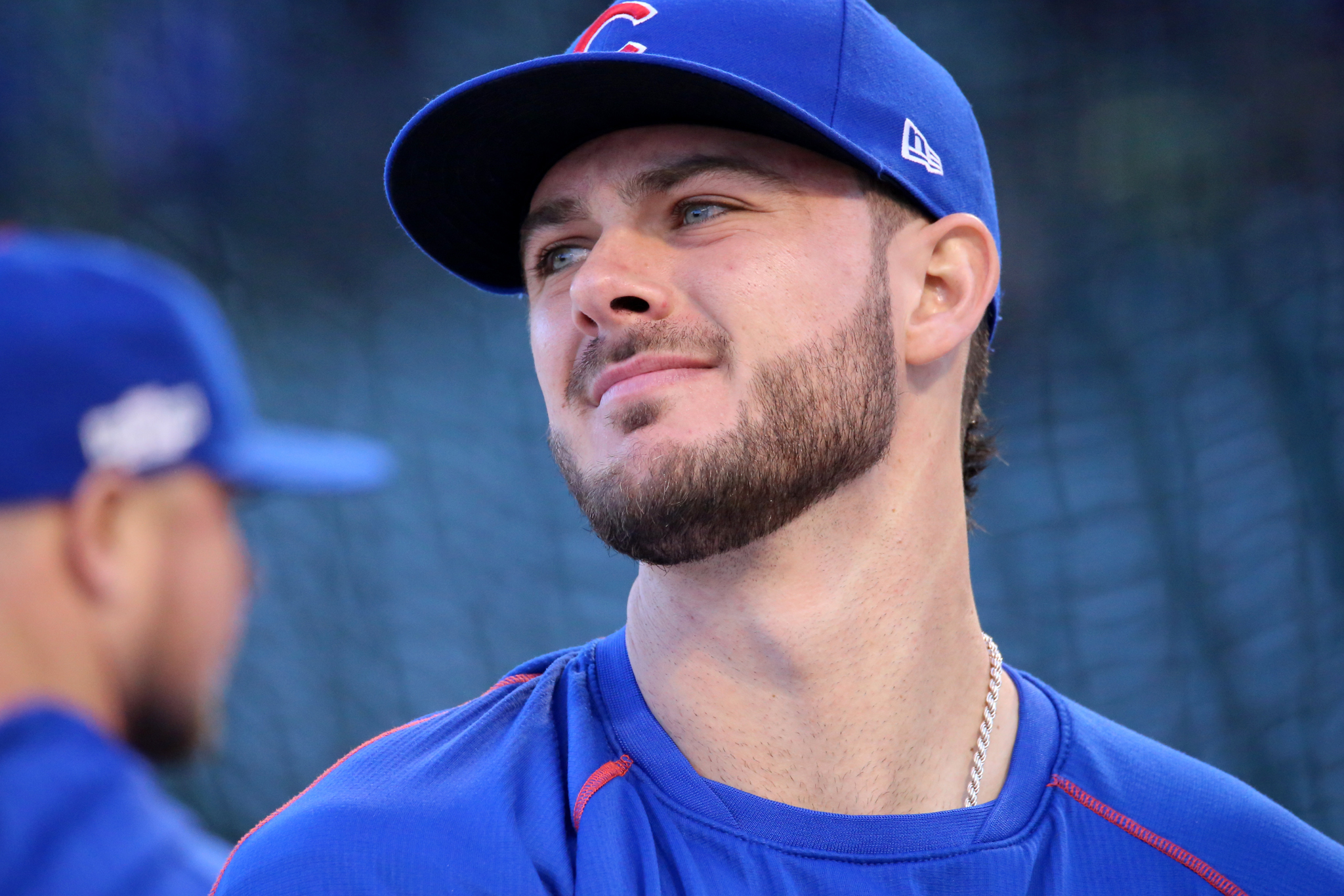 Kris Bryant wins National League MVP