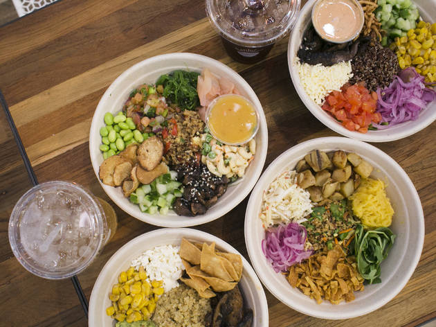 The best cheap health bowls in NYC