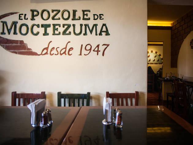 El Pozole de Moctezuma (Foto: Alejandra Carbajal)