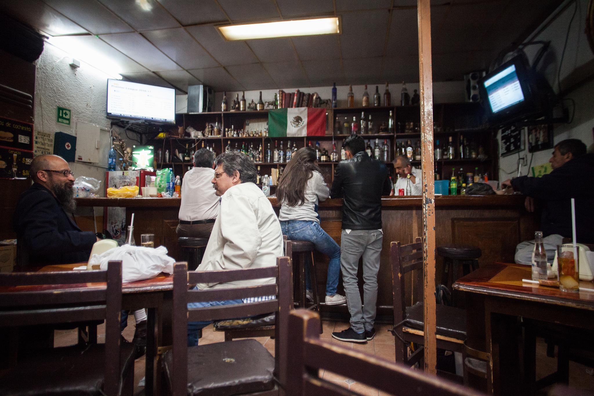 Cantina La Invencible (Foto: Alejandra Carbajal)