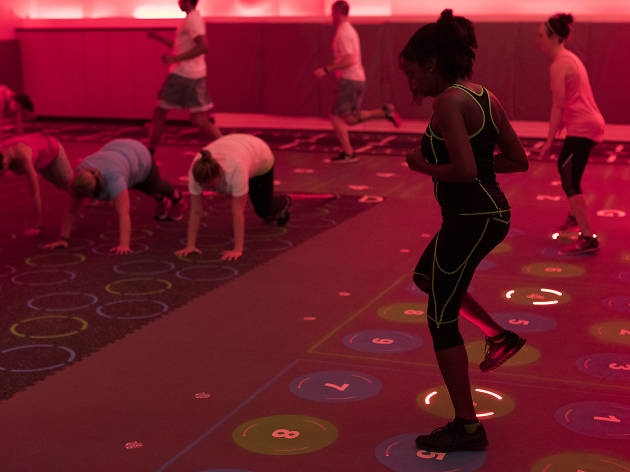 Best new fitness classes in NYC