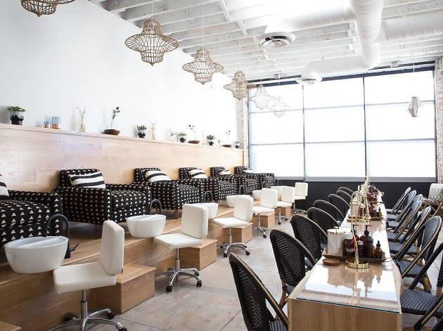 The best nail salons in Los Angeles