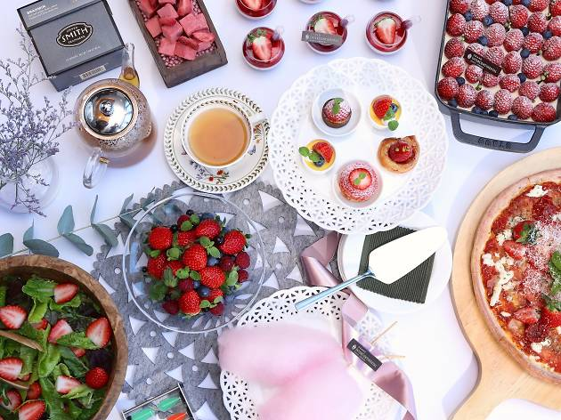 InterContinental Strawberry Collection @ Grand InterContinental Seoul Parnas