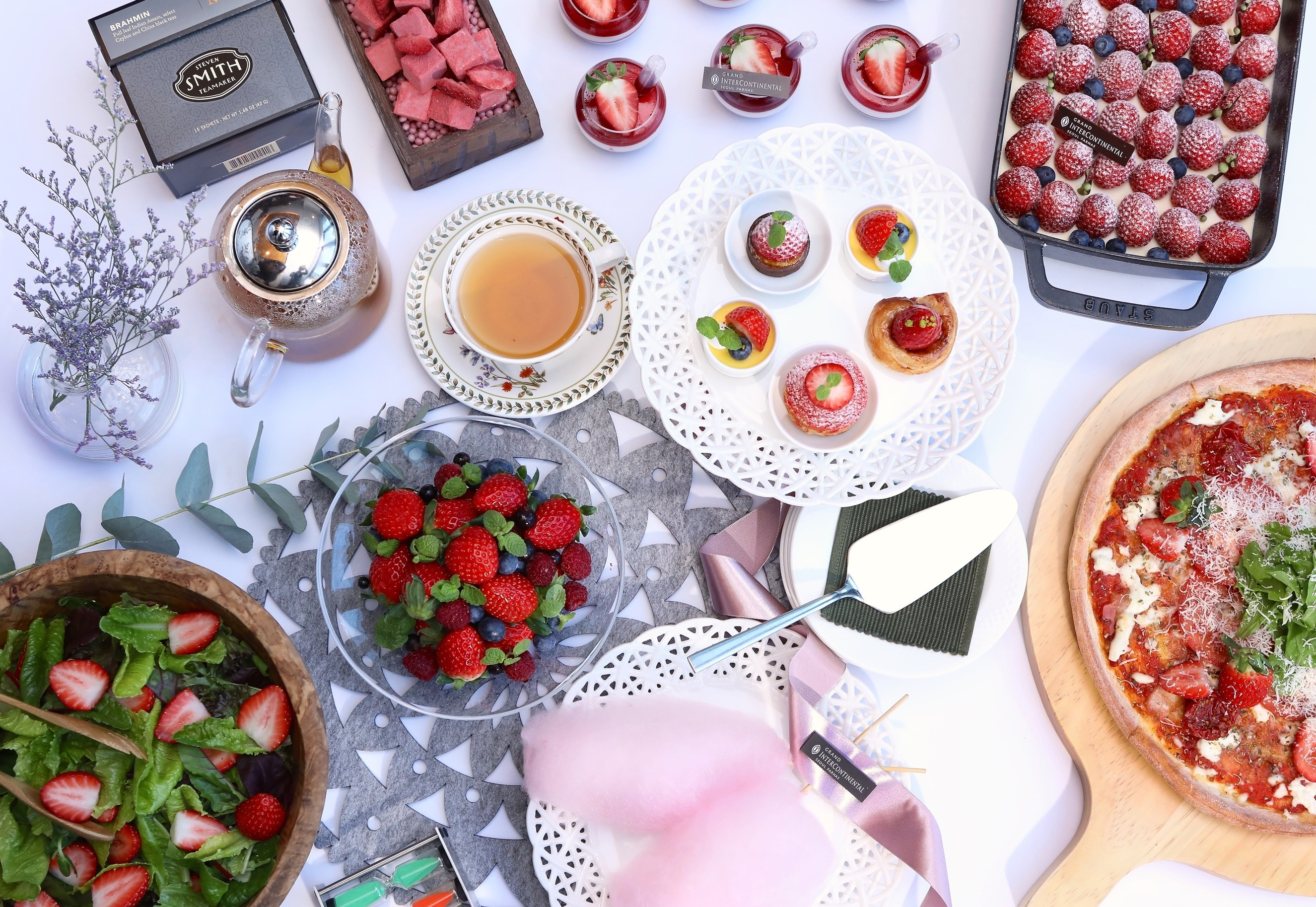 Strawberry desserts to indulge in