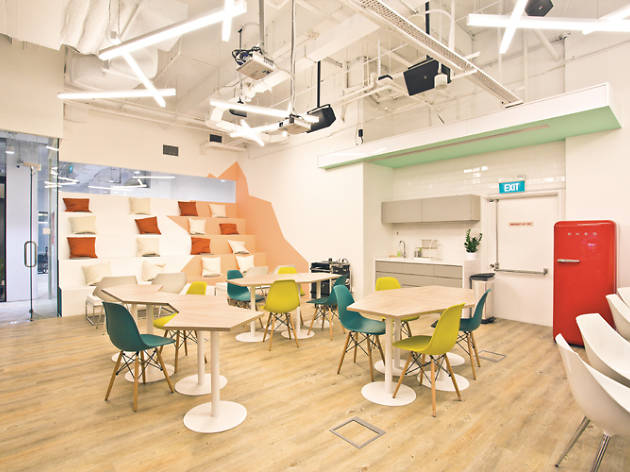 The best co-working spaces in Singapore