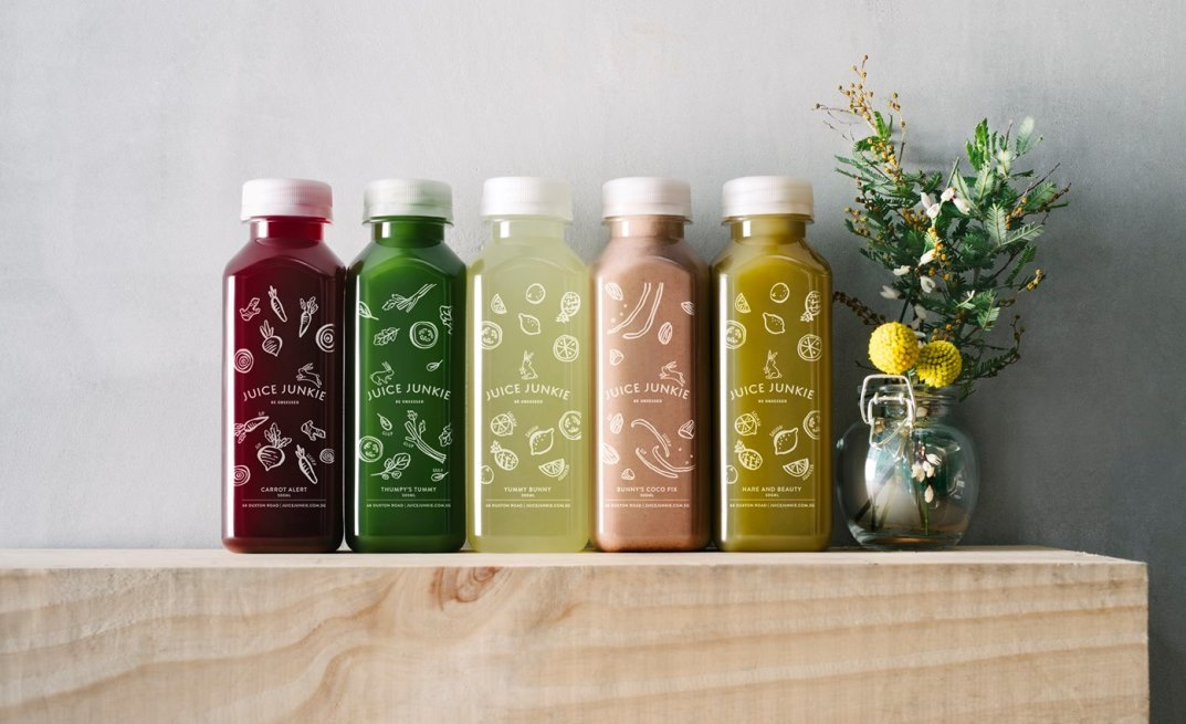 (Updated) Juice bars in Singapore