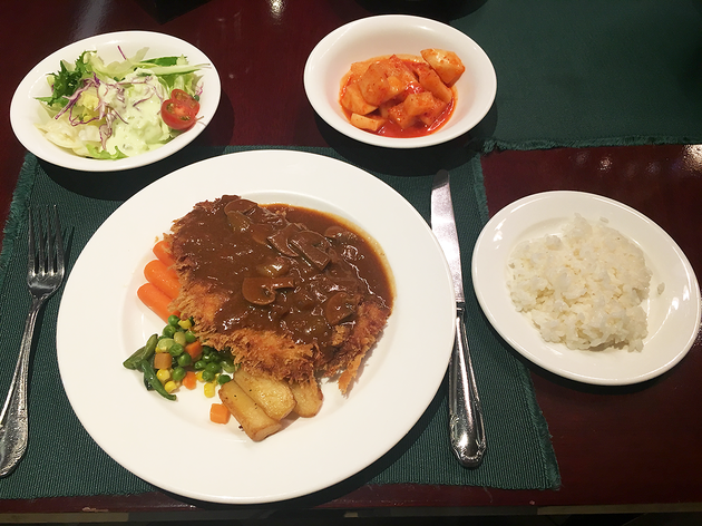 Seoul Station Grill