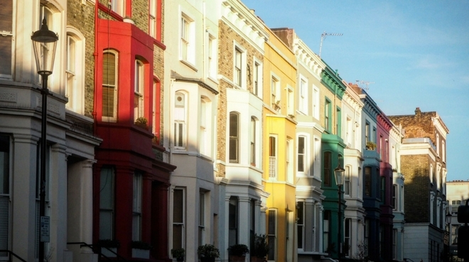 Five historical things to look out for in Notting Hill