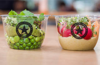 Here's all the new veggie and vegan stuff you can eat at Pret