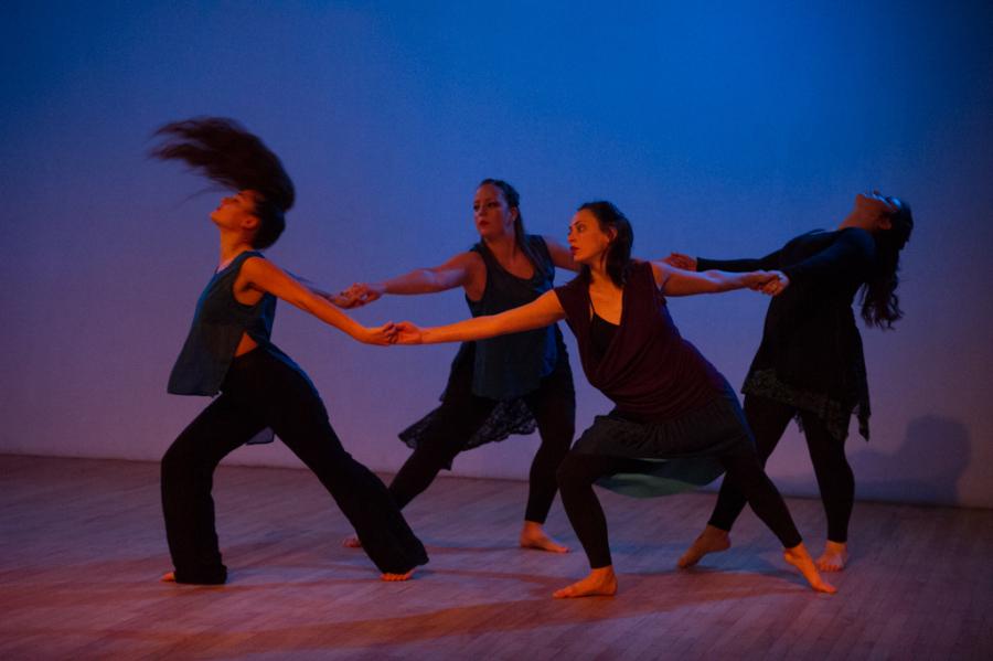 Kelley Donovan and Dancers