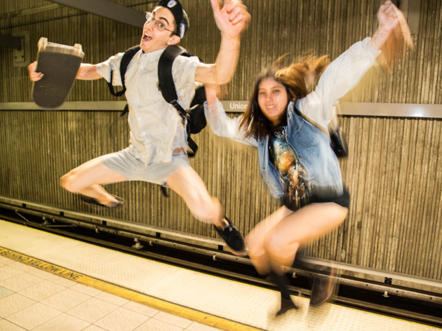 No Pants Subway Ride returns to L.A. this Sunday