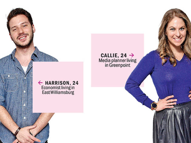 Harrison and Callie