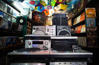 Discos Chowell, tienda de discos, discos de vinil