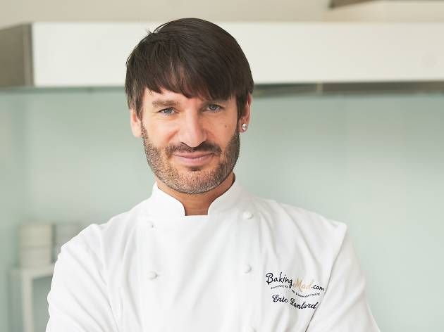 Afternoon Tea with Eric Lanlard