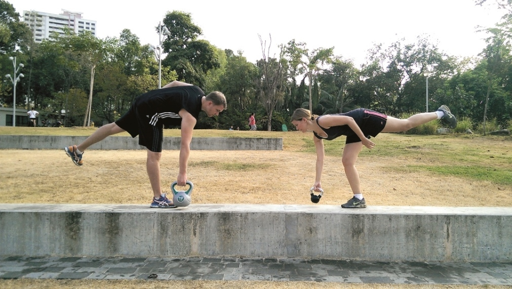 Best bootcamps in Singapore