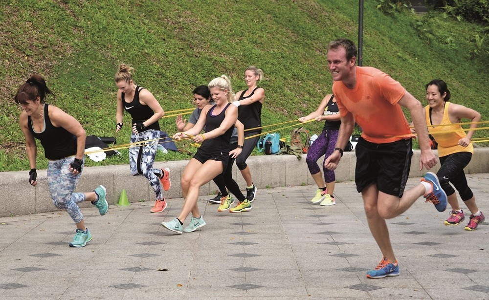 UFIT Bootcamps