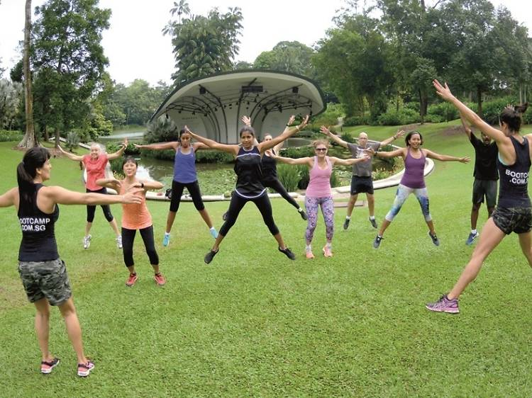 Better Bodies Boot Camp