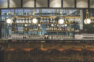 Spiga Hong Kong – bar