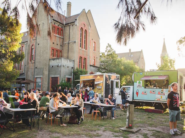 Abbotsford Convent Supper Market